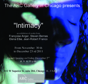 The ARC Gallery in Chicago presents2 IMAGE+TEXTE