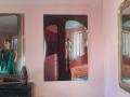 Apparition chambre rose, 2