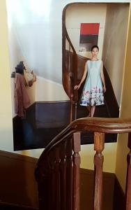 Apparition escalier