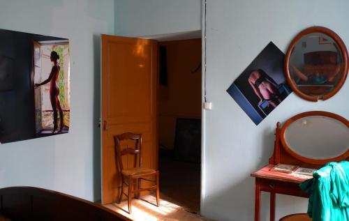 Apparition chambre bleue 2