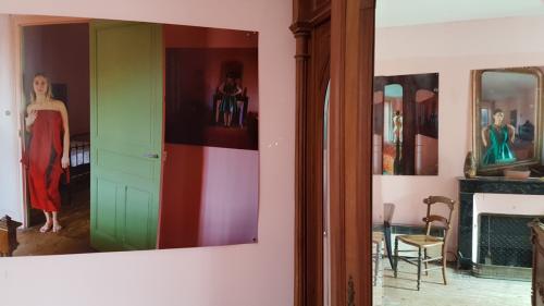 Apparition chambre, 2